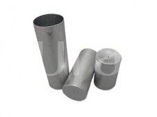 50 mm skersmens aliuminio forma cilindro formos žvakei gaminti